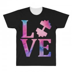 love gym All Over Men's T-shirt | Artistshot