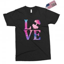 love gym Exclusive T-shirt | Artistshot