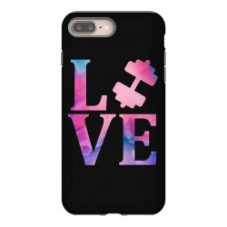 love gym iPhone 8 Plus Case | Artistshot