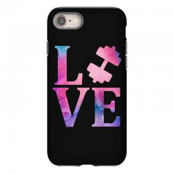 love gym iPhone 8 Case | Artistshot