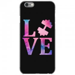 love gym iPhone 6/6s Case | Artistshot
