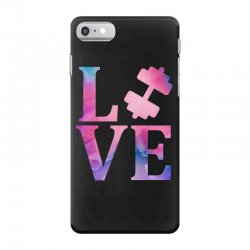 love gym iPhone 7 Case | Artistshot