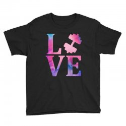 love gym Youth Tee | Artistshot