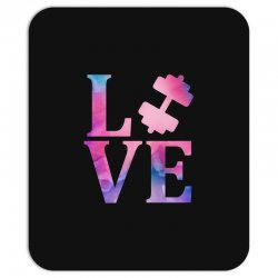love gym Mousepad | Artistshot