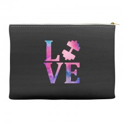 love gym Accessory Pouches | Artistshot