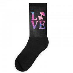 love gym Socks | Artistshot
