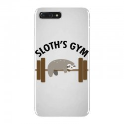 sloth's gym for light iPhone 7 Plus Case | Artistshot