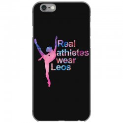real athletes wear leos iPhone 6/6s Case | Artistshot