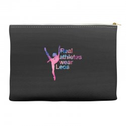 real athletes wear leos Accessory Pouches | Artistshot