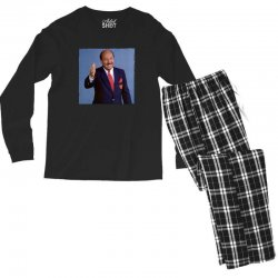 gene okerlund Men's Long Sleeve Pajama Set | Artistshot