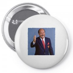 gene okerlund Pin-back button | Artistshot