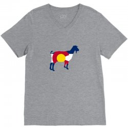 boer goat colorado hometown series V-Neck Tee | Artistshot