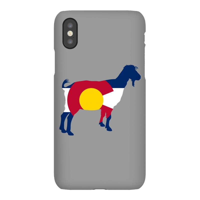Boer Goat Colorado Hometown Series Iphonex Case | Artistshot