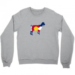 boer goat colorado hometown series Crewneck Sweatshirt | Artistshot
