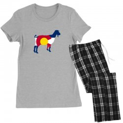 boer goat colorado hometown series Women's Pajamas Set | Artistshot