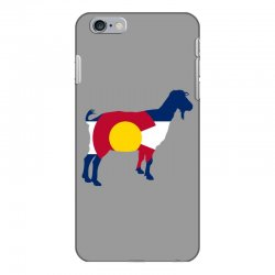 boer goat colorado hometown series iPhone 6 Plus/6s Plus Case | Artistshot