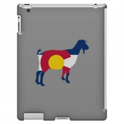 boer goat colorado hometown series iPad 3 and 4 Case | Artistshot