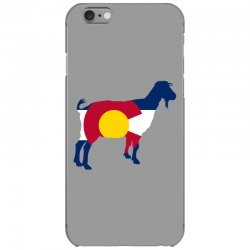 boer goat colorado hometown series iPhone 6/6s Case | Artistshot