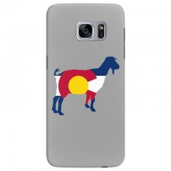 boer goat colorado hometown series Samsung Galaxy S7 Edge Case | Artistshot