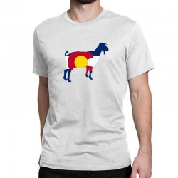 boer goat colorado hometown series Classic T-shirt | Artistshot