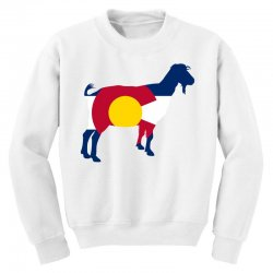 boer goat colorado hometown series Youth Sweatshirt | Artistshot