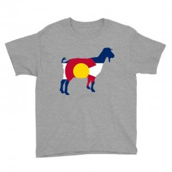 boer goat colorado hometown series Youth Tee | Artistshot