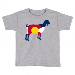 boer goat colorado hometown series Toddler T-shirt | Artistshot