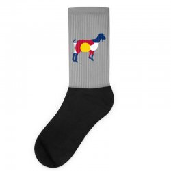 boer goat colorado hometown series Socks | Artistshot