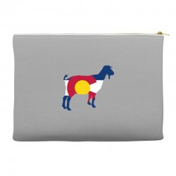boer goat colorado hometown series Accessory Pouches | Artistshot