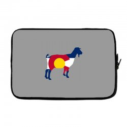 boer goat colorado hometown series Laptop sleeve | Artistshot