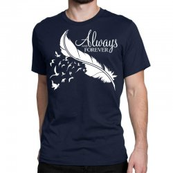always and forever for dark Classic T-shirt | Artistshot