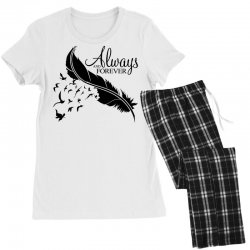 always and forever for light Women's Pajamas Set | Artistshot