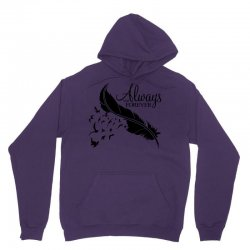 always and forever for light Unisex Hoodie | Artistshot