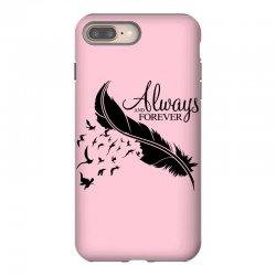 always and forever for light iPhone 8 Plus Case | Artistshot