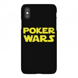 poker wars iPhoneX Case | Artistshot