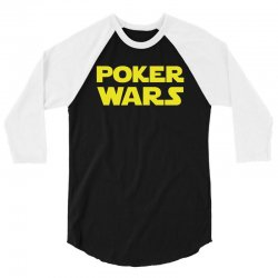 poker wars 3/4 Sleeve Shirt | Artistshot