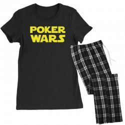 poker wars Women's Pajamas Set | Artistshot