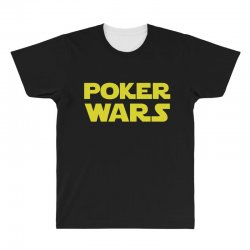 poker wars All Over Men's T-shirt | Artistshot