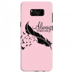 always and forever for light Samsung Galaxy S8 Case | Artistshot