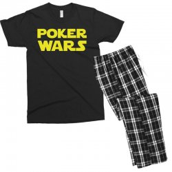 poker wars Men's T-shirt Pajama Set | Artistshot