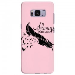 always and forever for light Samsung Galaxy S8 Plus Case | Artistshot