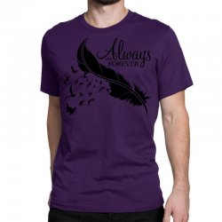 always and forever for light Classic T-shirt | Artistshot