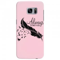 always and forever for light Samsung Galaxy S7 Edge Case | Artistshot