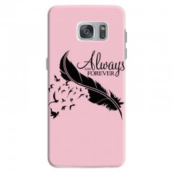 always and forever for light Samsung Galaxy S7 Case | Artistshot