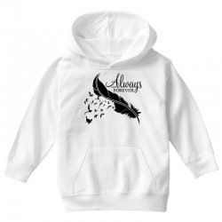 always and forever for light Youth Hoodie | Artistshot
