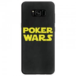 poker wars Samsung Galaxy S8 Case | Artistshot