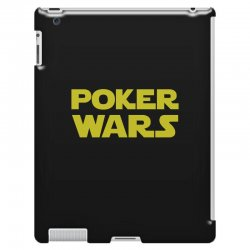 poker wars iPad 3 and 4 Case | Artistshot