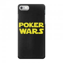 poker wars iPhone 7 Case | Artistshot