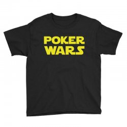 poker wars Youth Tee | Artistshot