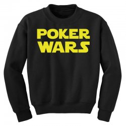 poker wars Youth Sweatshirt | Artistshot
